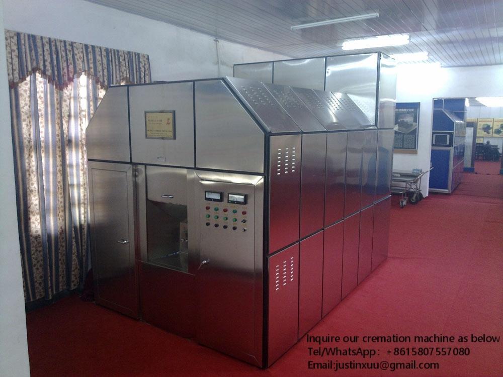 crematory incinerator china basic crematorium starting furnace oven electrical 6