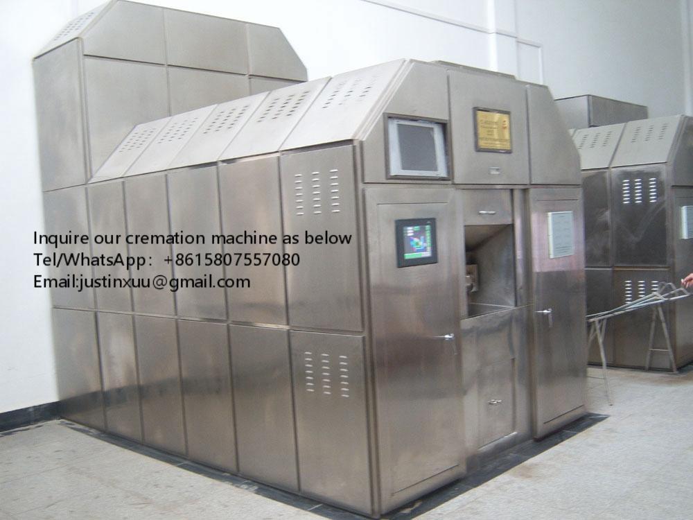 crematory furnace for sale negative pressure burning crematorium budget choice 3