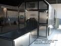 Cremation Machine human crematory designed for Malaysia market