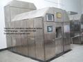 Máquina de horno de crematorio para humanos