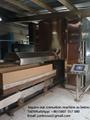 máquina crematorio horno de cuerpo humano