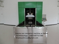 Máquina crematorio automático y sin humo