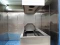Equipo crematorio de automático de móvil