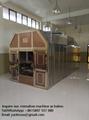 crematorio máquina  automático sin humo