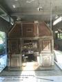 Máquina crematorio de horno automático sin humo