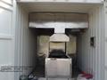 Máquina crematorio automático mueble para humanos