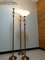 Lámpara para funeraria