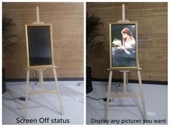 digital frame for funera