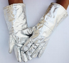 Operator gloves designed for Crematory