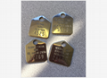 Identification Tags for cremation