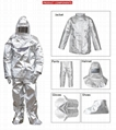 Aluminized Protective Wear Crematory