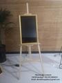 Pantalla digital de retrato para funeraria