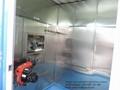 Equipo crematorio automático y trasladable para humanos