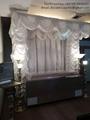 Cuerpo enfriador de ataúd transparente preservar para ver funeral