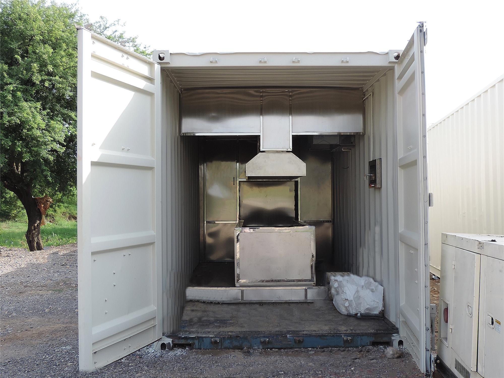 sell human crematorium portable machine equipment fast buring crematory 1