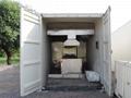 sell human crematorium portable machine equipment fast buring crematory
