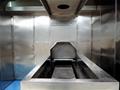 truck trailer crematorium machine emergency lorry designed for Russia market  5
