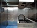 crematorium human incinerator vehicle system designed for Indonesia market