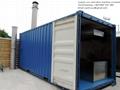 crematorium human incinerator vehicle system fuel based cremation
