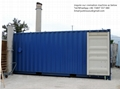 container crematorium equipment designed for Malaysia burn remains into ash
