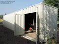 Sell incinerator container for human cremation designed for South Africa market