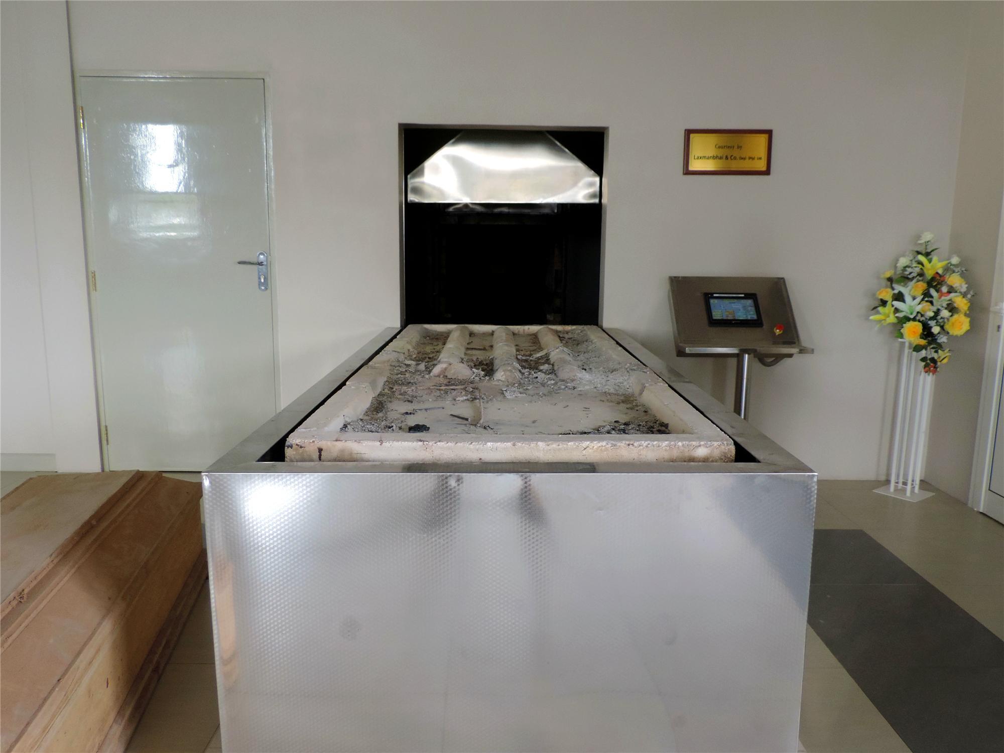 Equipo máquina crematorio from china de crematorio cremación 7