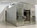 Human crematorium designed for South Africa market