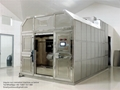 Human Crematorium Portable Container designed for Columbia market
