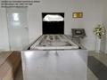 fast burner mobile crematorium incinerator designed for Phillipines market