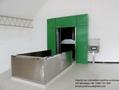 Equipo automático de horno a humanos crematorio para  2