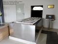 Equipo automático de horno a humanos crematorio para  3