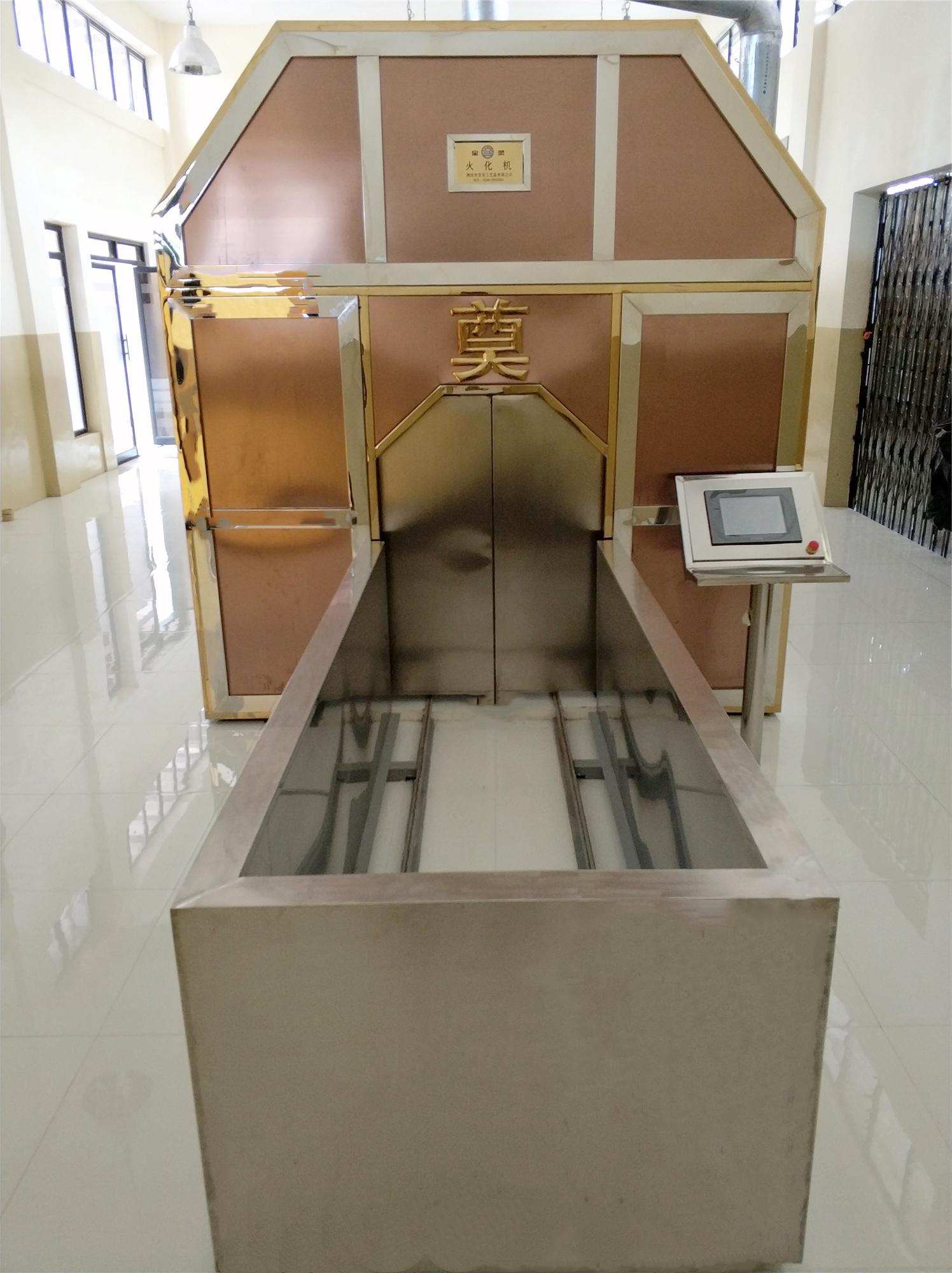 Equipo automático de horno a humanos crematorio para  5