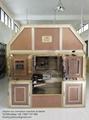 Equipo automático de horno a humanos crematorio para  8