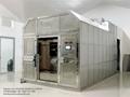 Equipo automático de horno a humanos crematorio para  9