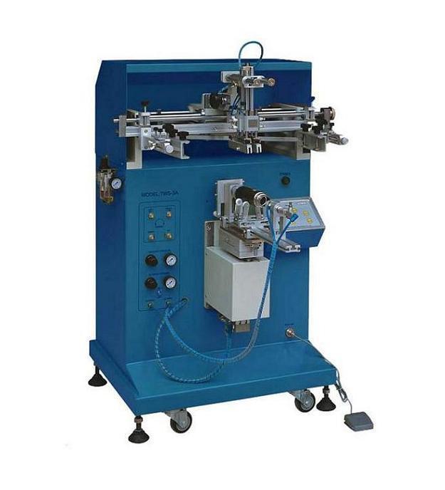 半自動全能絲網印刷機 1