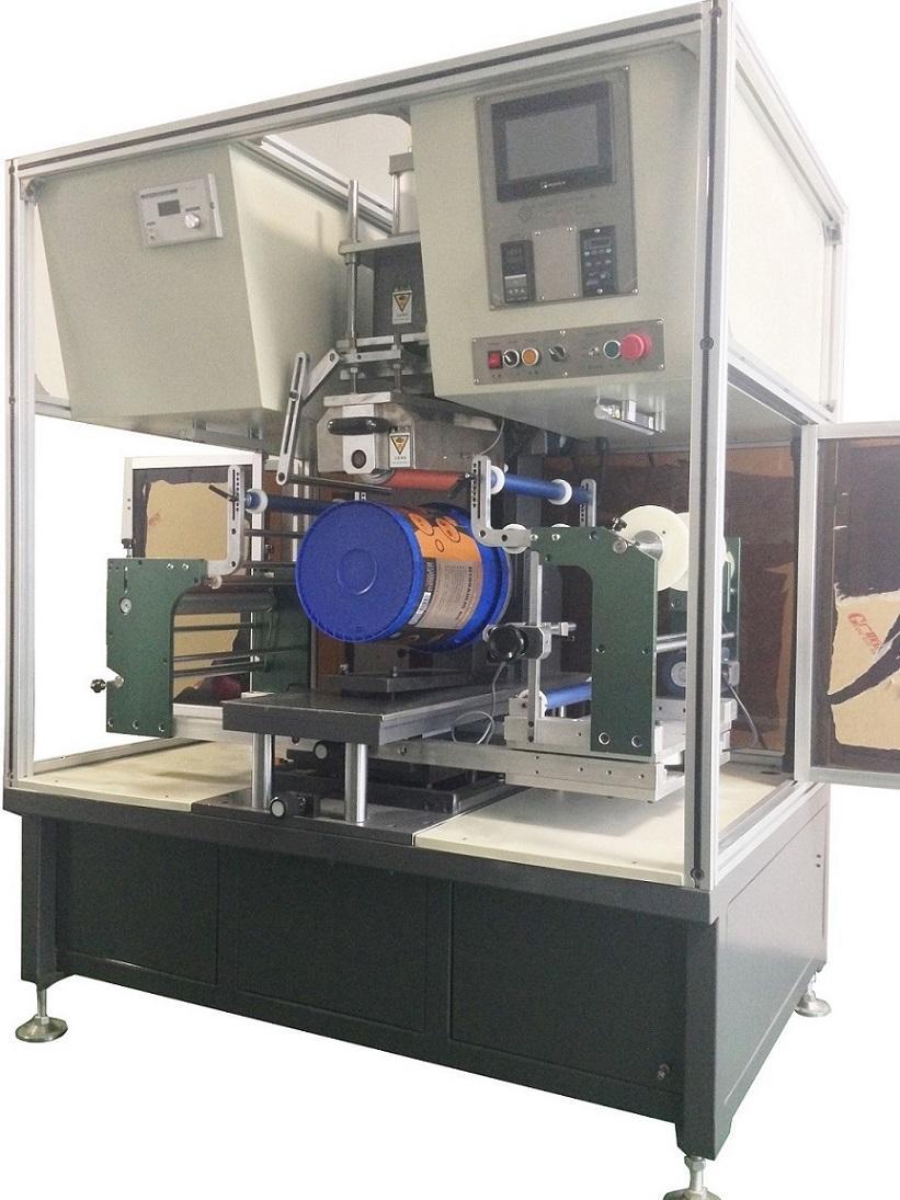 塗料桶熱轉印機 1