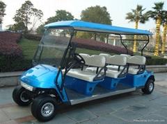 珠洲电动游览车