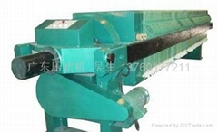 稀土专用过滤齿轮式压滤机