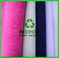 RPET fleece fabric 3