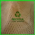 Renewable pique fabric