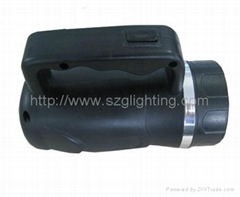 GLS-6605 5W high power, 55000lux high brightness led mining torch