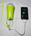 GL-C3A  3W high power emergency flashlights 3