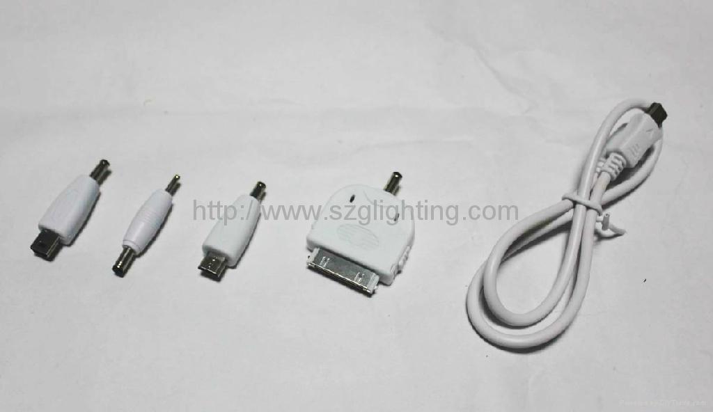 GL-C3A  3W high power emergency flashlights 5