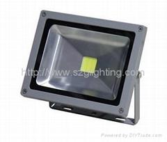 GL-FL180-20W high power strong luminous flood light