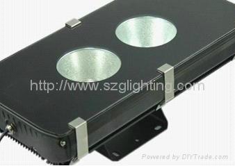 GL-TL-SDB2C-200W high power COB tunnel lamps 2
