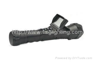 GL-FL60 torch with vedio camera 1