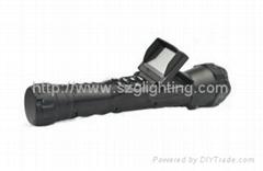 GL-FL60 torch with vedio camera