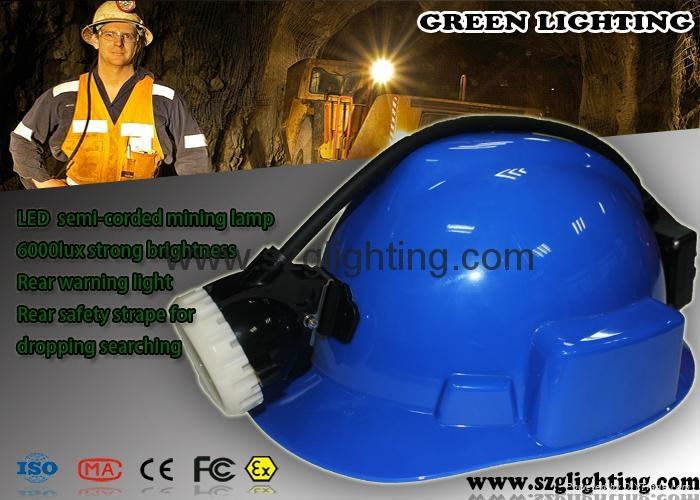 mining cap lamp