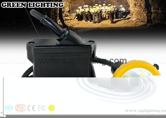 KL5M mining lamp