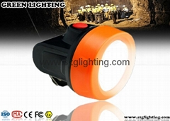 GL2.5-C 6000lux strong brightness 158g light weight mining lamp (Hot Product - 1*)